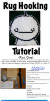 Rug Hooking Tutorial (Part One)