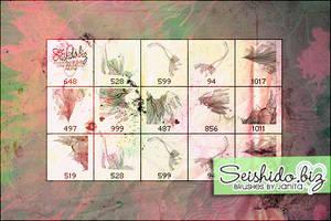 FREE Grungy Fantasy Brushes by seishido
