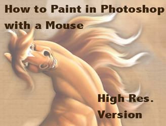 High-How to Paint with a Mouse by yellochevy02