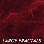 Large Fractals Brushes by bruninhoo