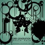 Orb Generation - Brush Pack