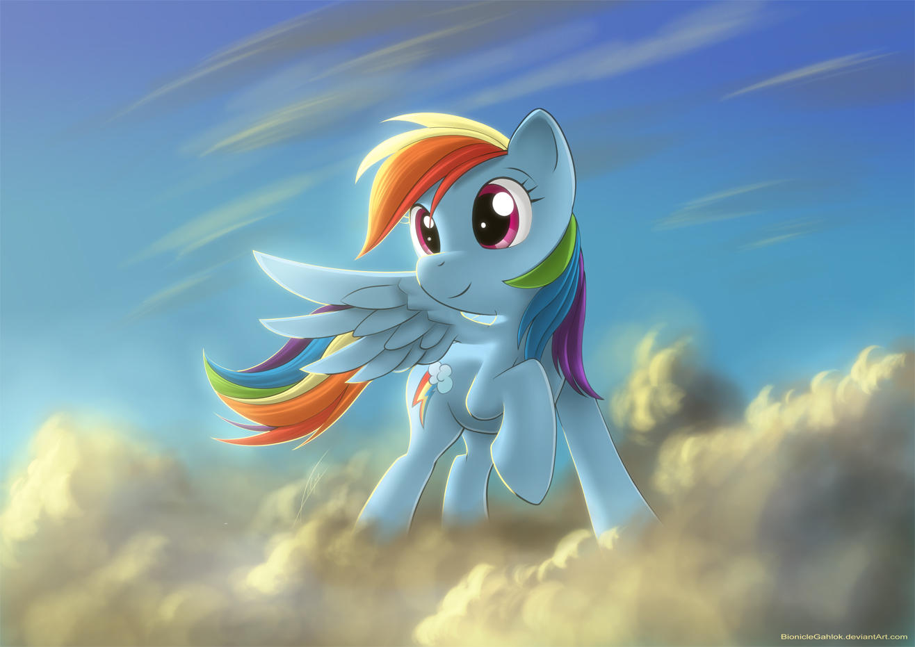 Обои My Little Pony Мультики.