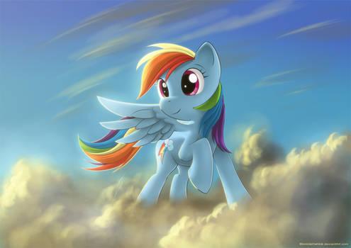 Rainbow Dash - FiM