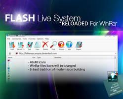 Flash Live System IP 4 WinRar by fabianopcampos