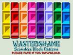 WastedShame - Box Patterns