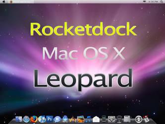 Mac OS X Leopard Skin by AnthoNY-C