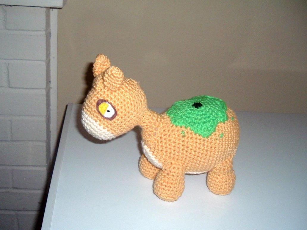 Numel Pokemon Crochet Pattern by Nanettew9 on DeviantArt