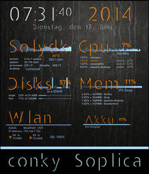 Conky Soplica by theMuspilli