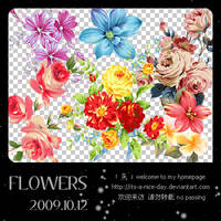 Flowers01_6P by its-a-nice-day