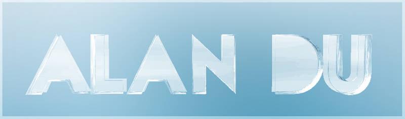 Alan Du :: Animated Ice/Glass