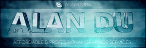 Alan Du :: Animated Signature