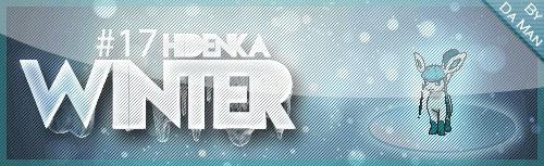 Signature - Winter Hidenka