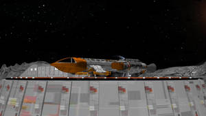 SPACE 1999 ANIMATION TEST