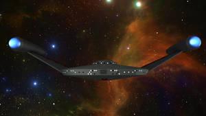 TOS Romulan Ship