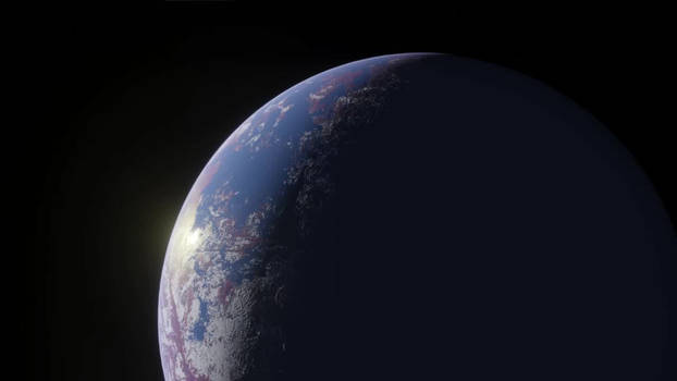 Breathless planet flyby