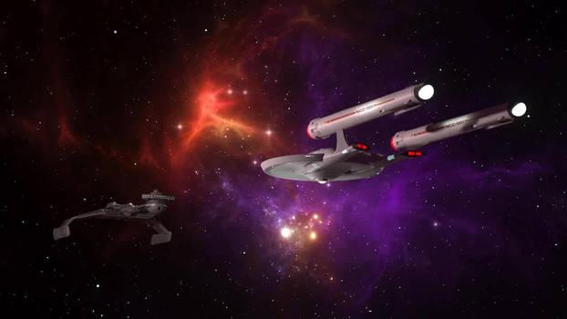 Star Trek Breathless extniction part 1.5