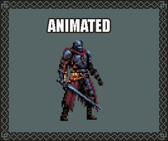 Lantern Knight Animation