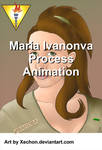 Maria Ivanova Process Animation