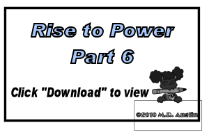 Rise to Power Part 6 by Michelay