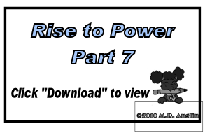 Rise to Power part 7 by Michelay