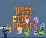 Happy Tree Friends Halloween