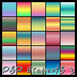 PSP Gradients 3