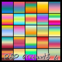 PSP Gradients 4 by ak2290