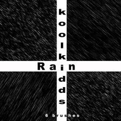 Rain Brushes by koolkidd77