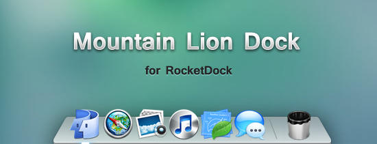 Mountain Lion Dock