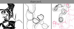 shapes pack