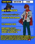 MAIN BNHA OC #1: Noahtak Kenzinger (V3)