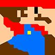 Running Mario 1.0 by sigurdhh