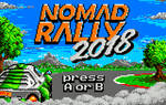 Nomad Rally 2018 eJagFest Demo - start screen by Pixljuice