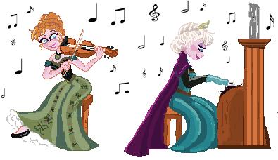 Anna And Elsa Orchestra