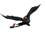 Hiccup And Toothless - Pixel