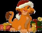 Merry Christmas - Simba