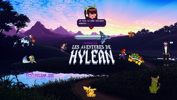 Loading Screen HyleaN