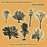 ~larrydnjr Tree Brush Set
