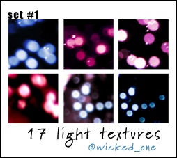lighttextures for icons