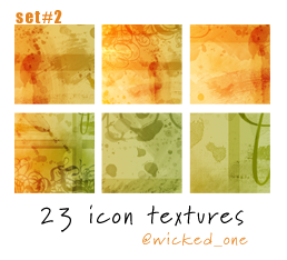 icon textures by wickedjess