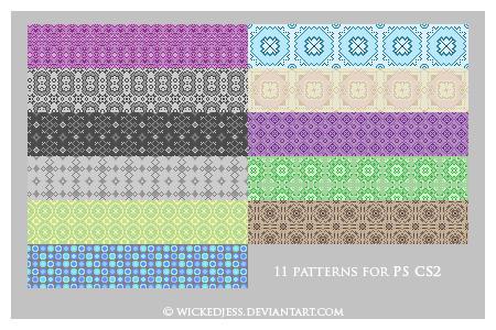 11 PS CS2 Patterns