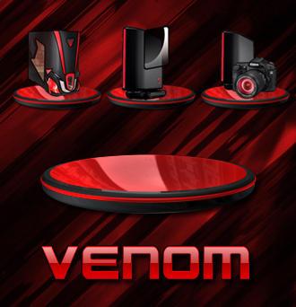 Venom Tile by vStyler