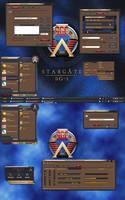 Stargate SG-1 by vStyler