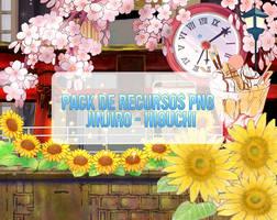 Pack de Recursos PNG by Jinjiro-Higuchi