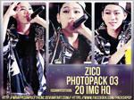 +Zico (Block B)|Photopack 80
