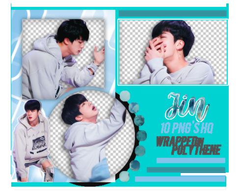 +Jin|Pack png 321|WrappedInPolythene by WrappedInPolythene