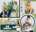 +Pentagon|Pack png 341|WrappedInPolythene