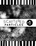 Scattered Particles (13 Brushes)