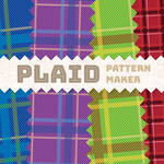 Plaid Pattern Maker (PSD)