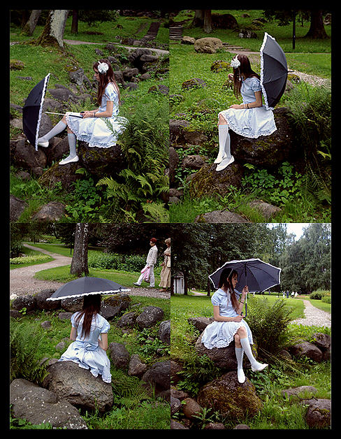 Sweet Lolita pack 3 by Kechake-stock